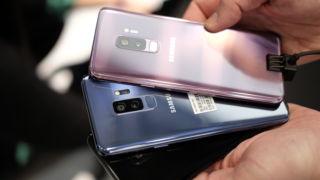 Samsung Galaxy S9 er historisk