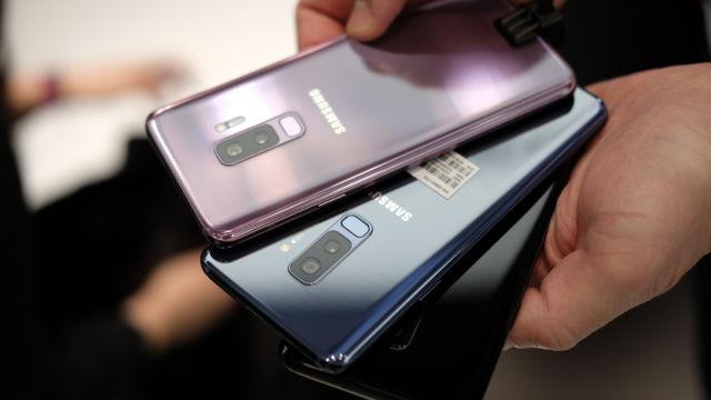 - Samsung Galaxy S10 kommer i samme størrelser som årets iPhoner.