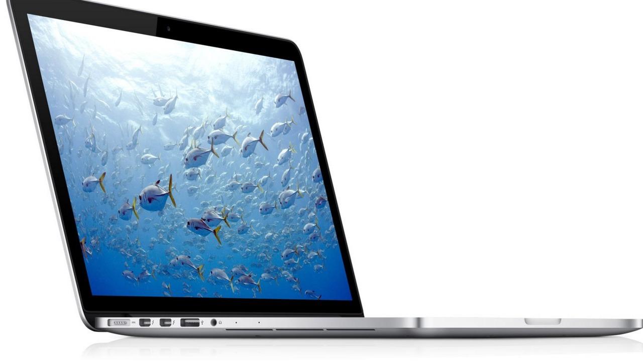 Nå skroter Apple den første MacBook Pro med Retina-skjerm.