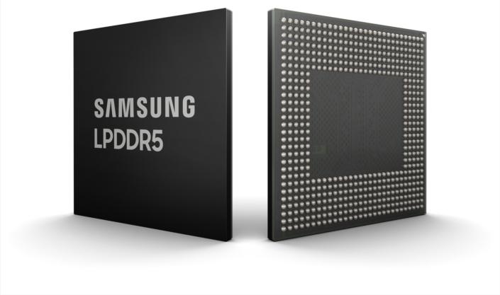 Samsungs nye mobilminne er 1,5 raskere enn dagens.
