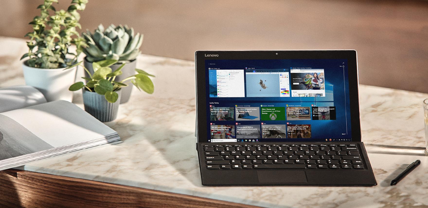 Nå støtter Chrome den smarte Windows 10-funksjonen.