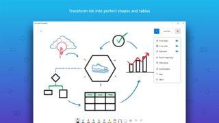 Microsofts Whiteboard-app lanseres til Windows 10