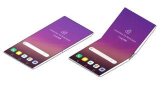 Spennende LG-patent viser brettbar mobilskjerm
