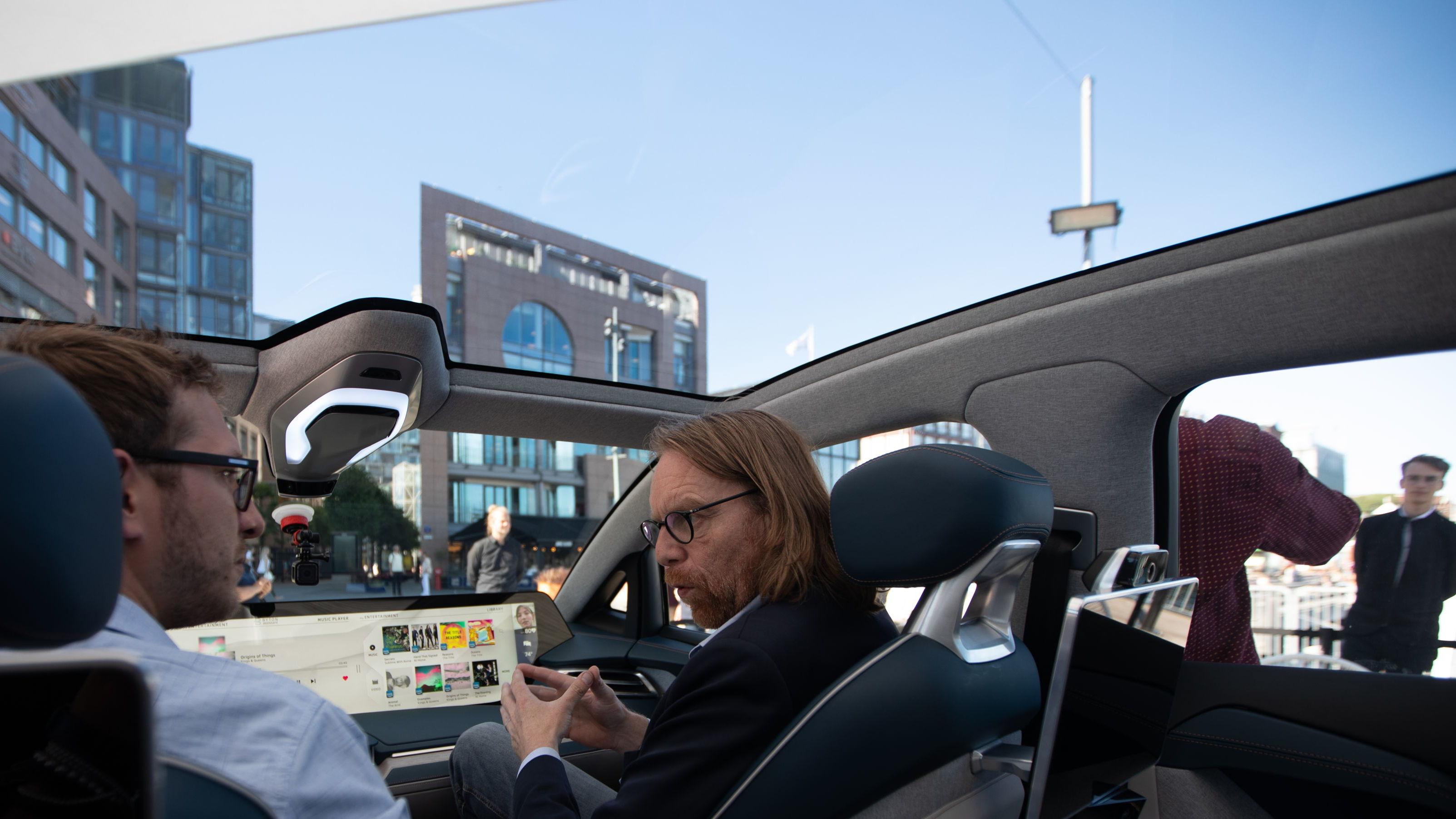 Vi har sett på bilen som får Tesla til å se gammeldags ut