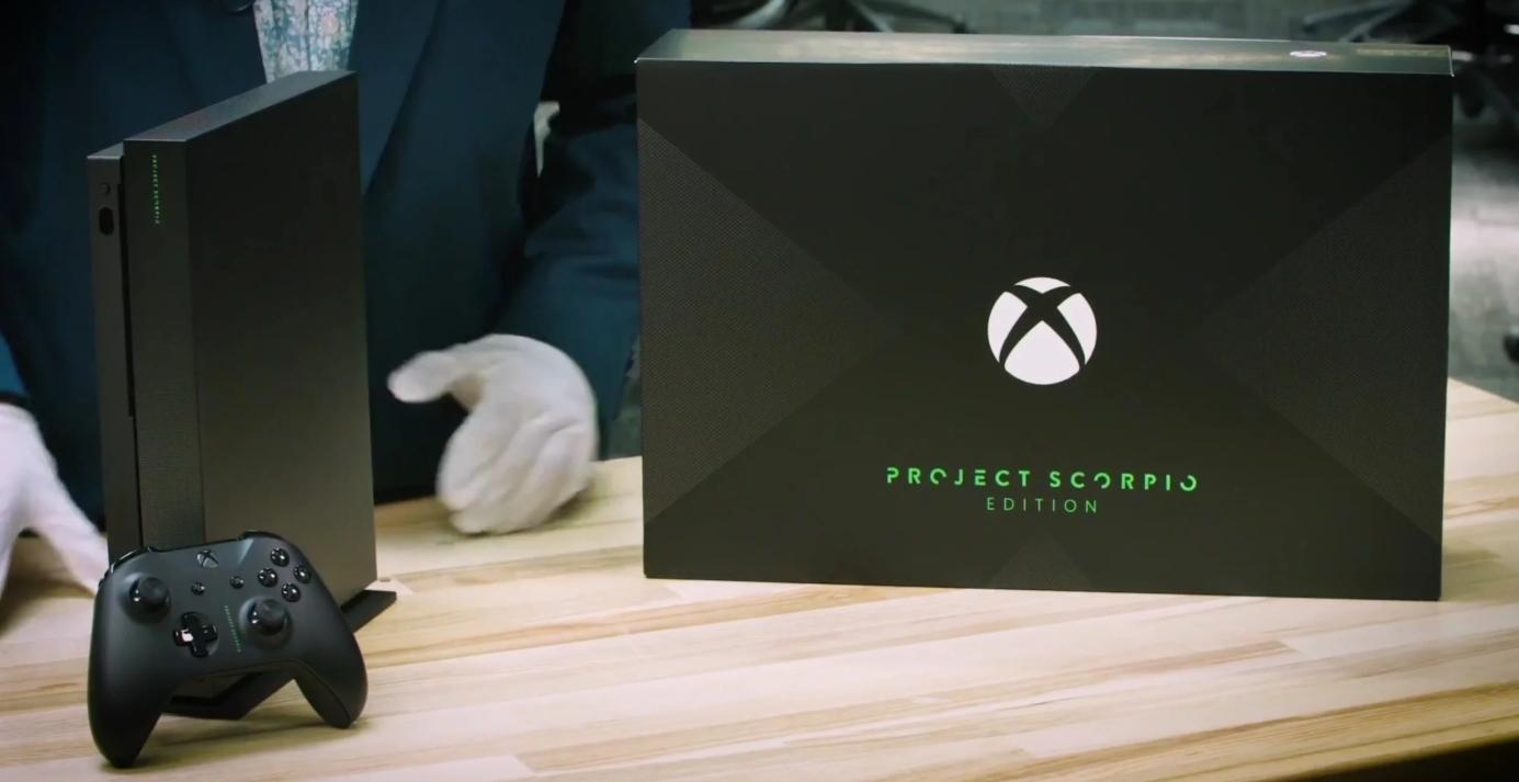 Nå avslører de mer om Microsofts kommende strømme-Xbox