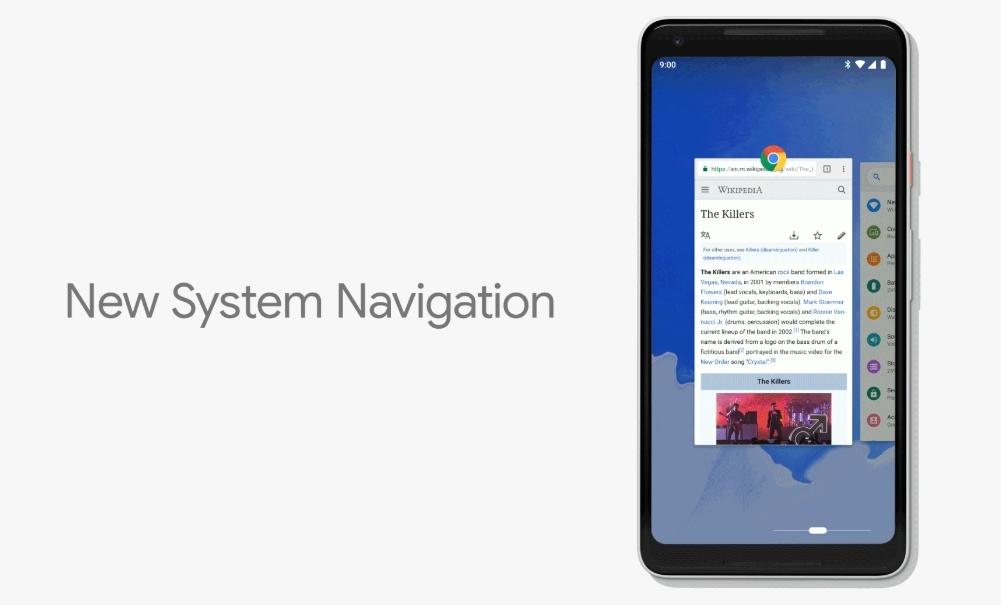 Android P: den nyeste og siste beta-en er lansert