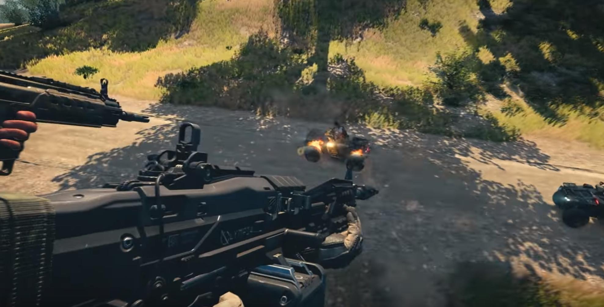De første avsløringene: slik er Call of Duty sin