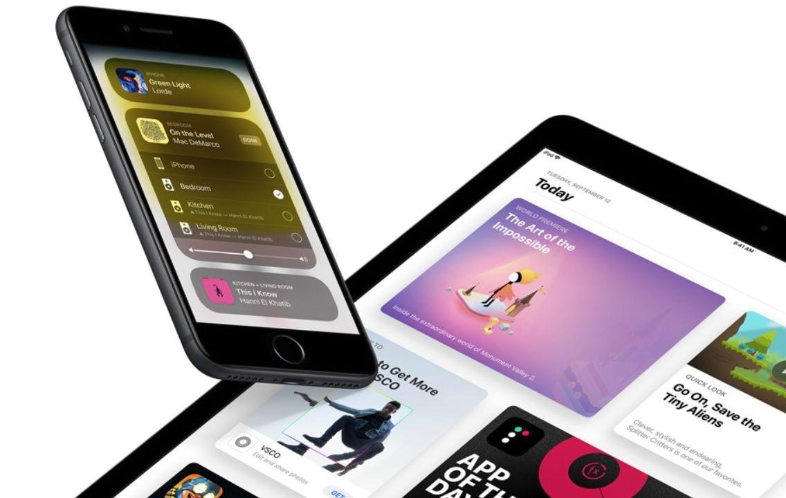 App Store-trøbbel for iOS 11-brukerne.