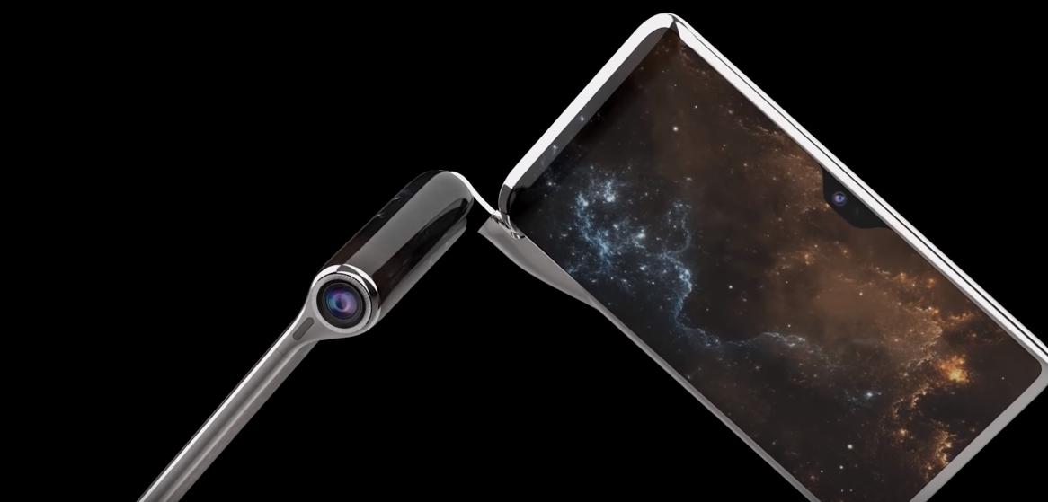 Du har aldri sett en mobil som dette: vil koste 22 000 kroner når den lanseres i 2020
