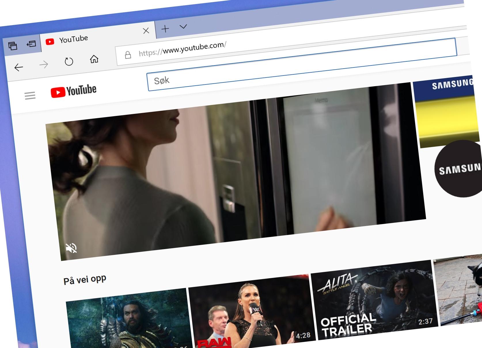 Det er ikke bare din maskin: derfor laster YouTube utrolig tregt med Firefox og Edge