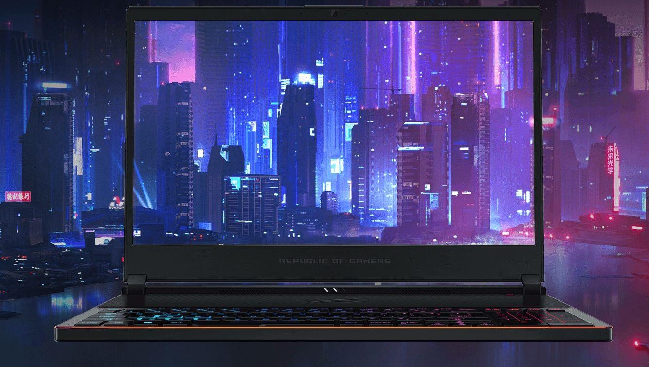 Asus med ny råtynn spill-laptop