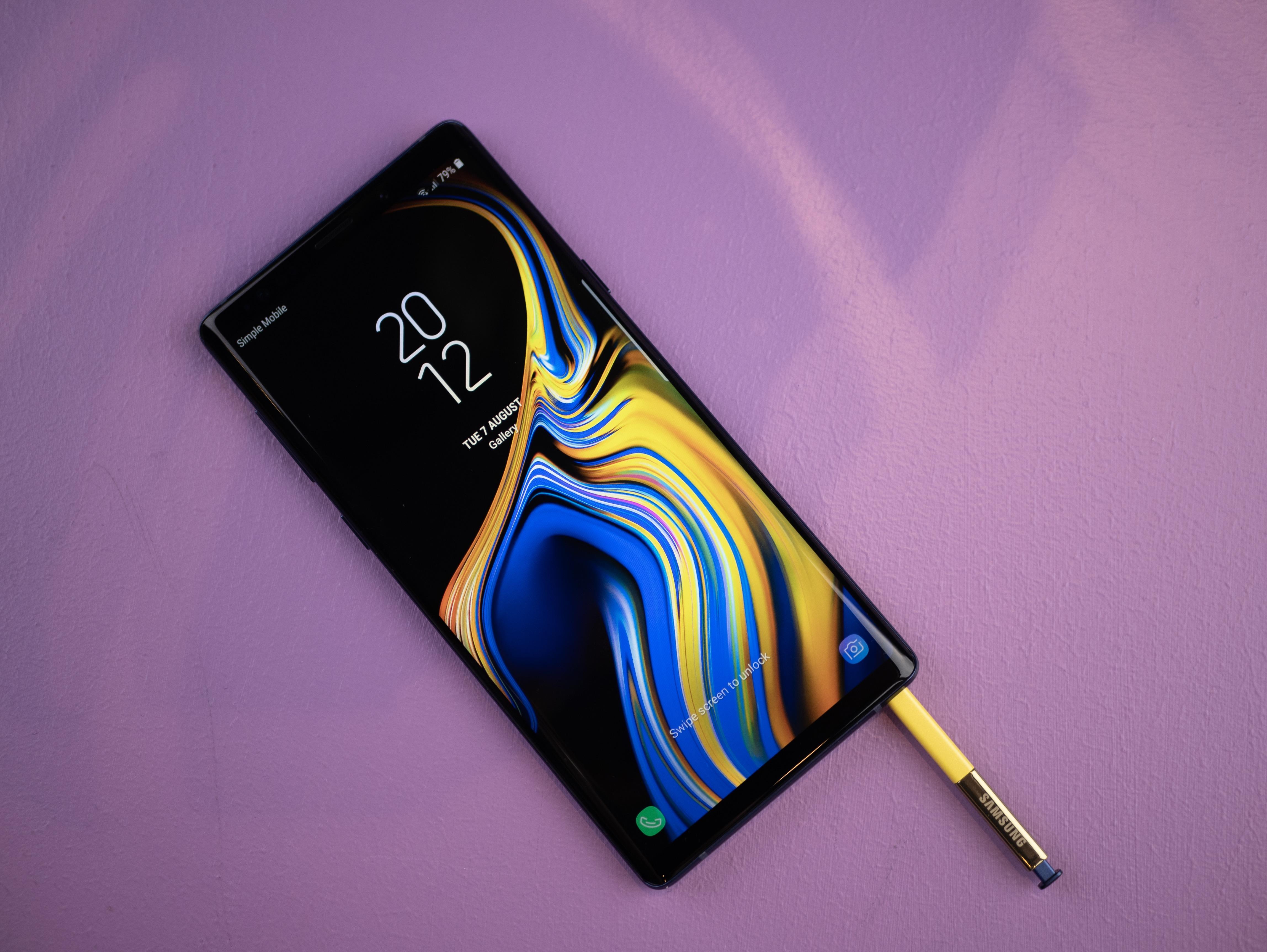 Sniktitt: Dette er de tre største nyhetene ved Samsung Galaxy Note 9.