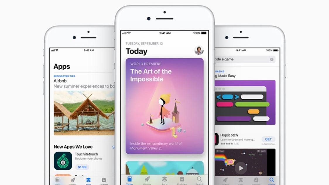 Nye Apple-krav: Alle App Store-apper må opplyse om hvordan brukerdata benyttes.