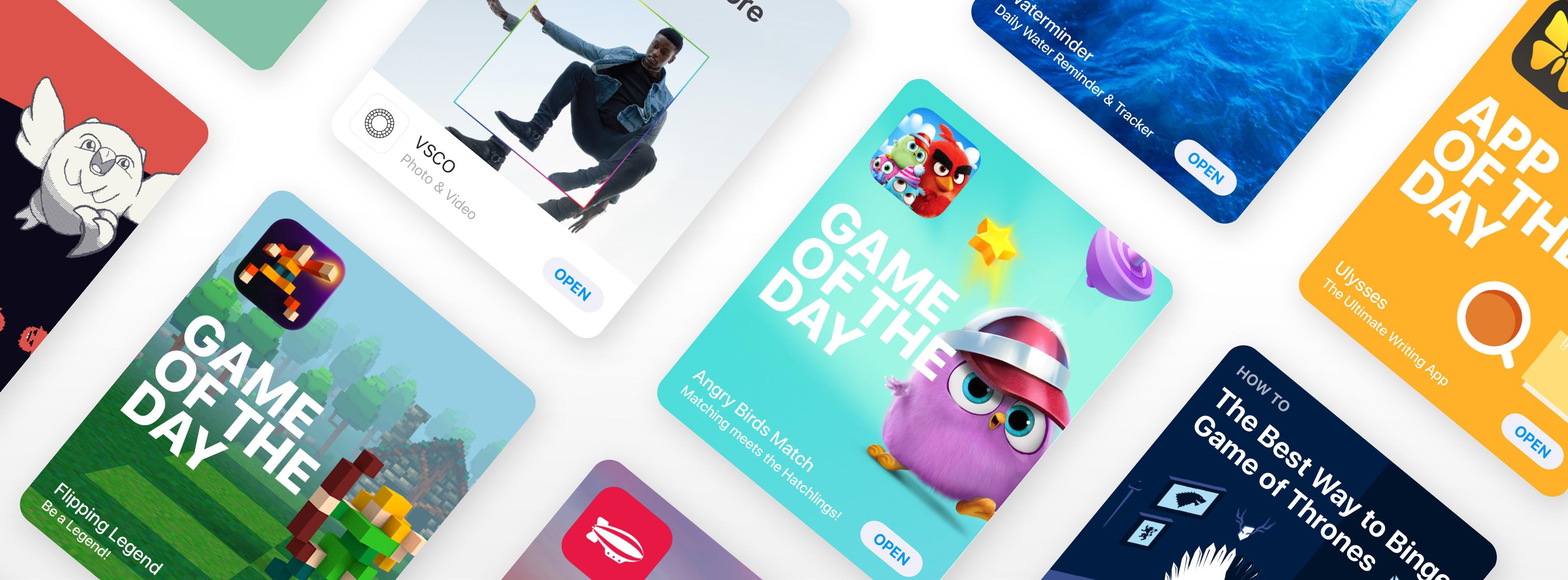 Apple granskes etter beskyldninger om å ha knust konkurrent til App Store.