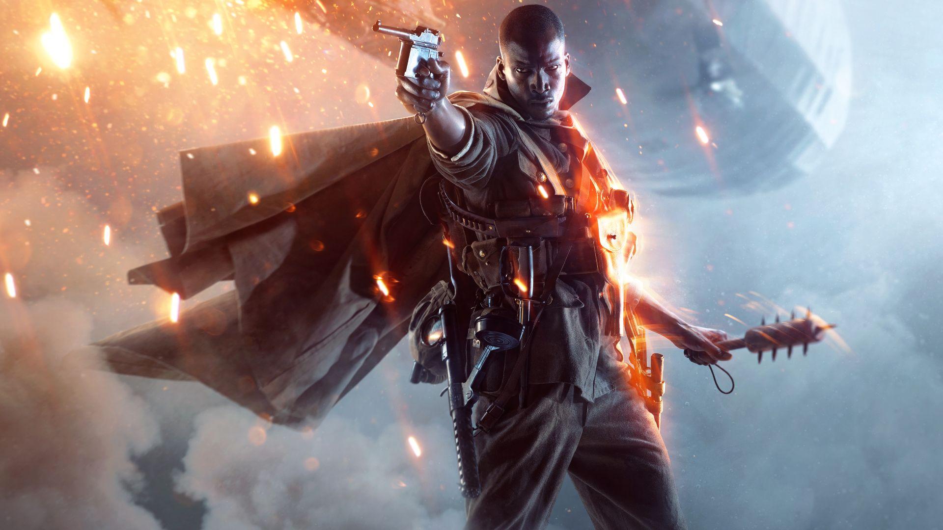 Ny Battlefield 5-trailer viser glimt fra battle royale-modus