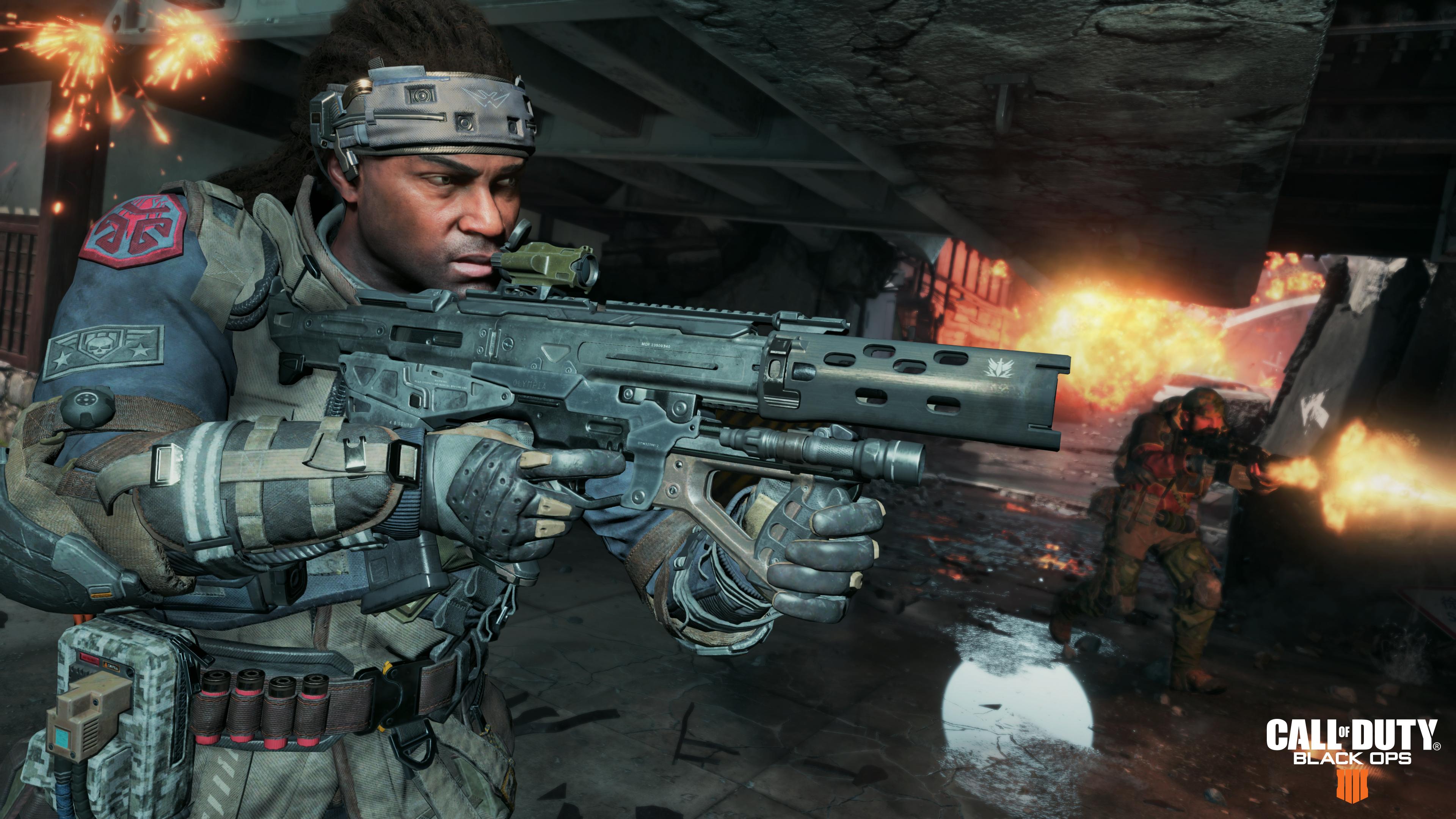 "Snart kan du teste «Call of Duty: Black Ops 4»s ""Battle Royale""-modus."