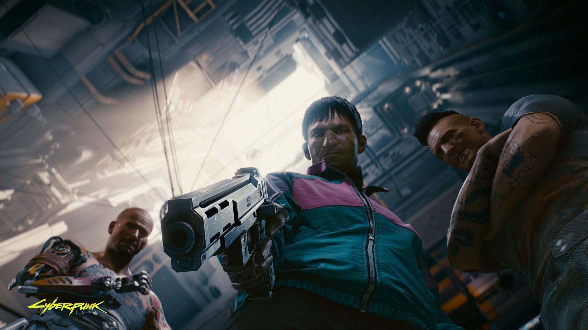 """Fikk du med deg denne """"Cyberpunk 2077""""-detaljen?"""