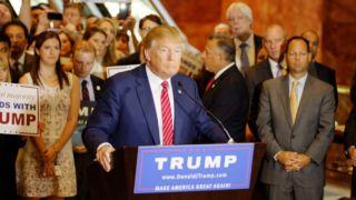 Trump vil bannlyse ZTE og Huawei-telefoner i USA