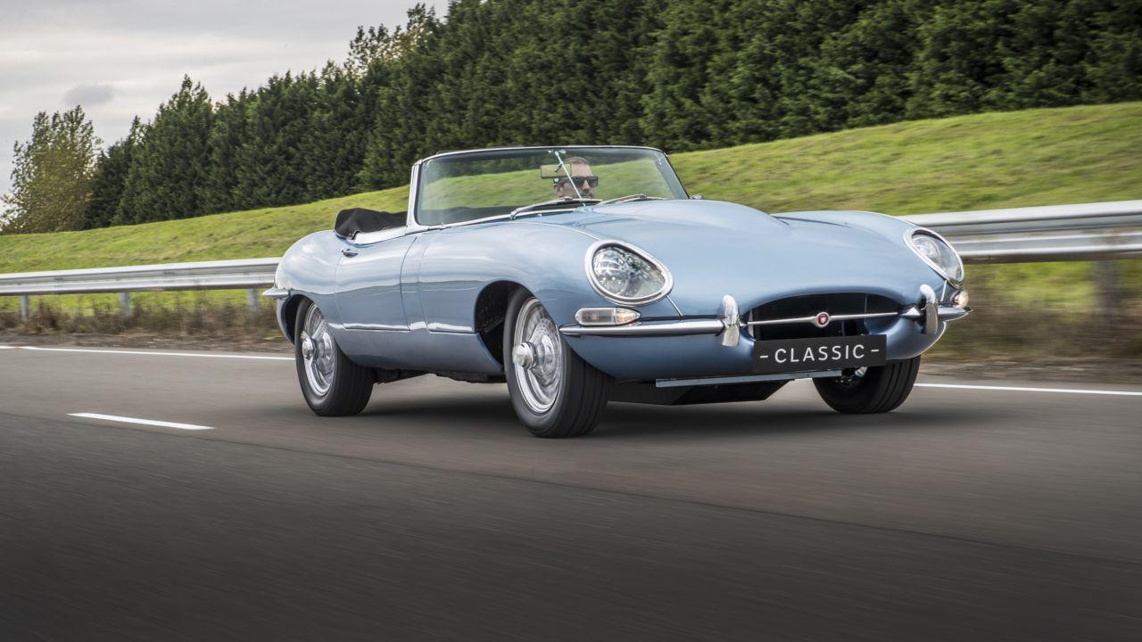 Jaguar bekrefter: Skal produsere elbilutgaven av ikoniske E-type.