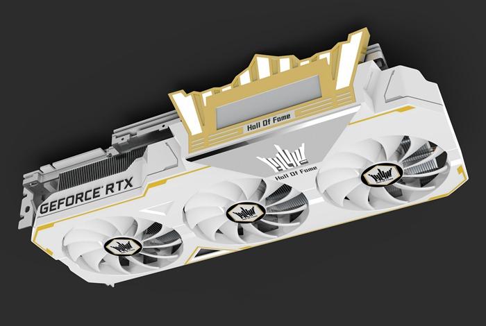 Her er GeForce RTX 2080-kortet for den som ønsker det litt annerledes.
