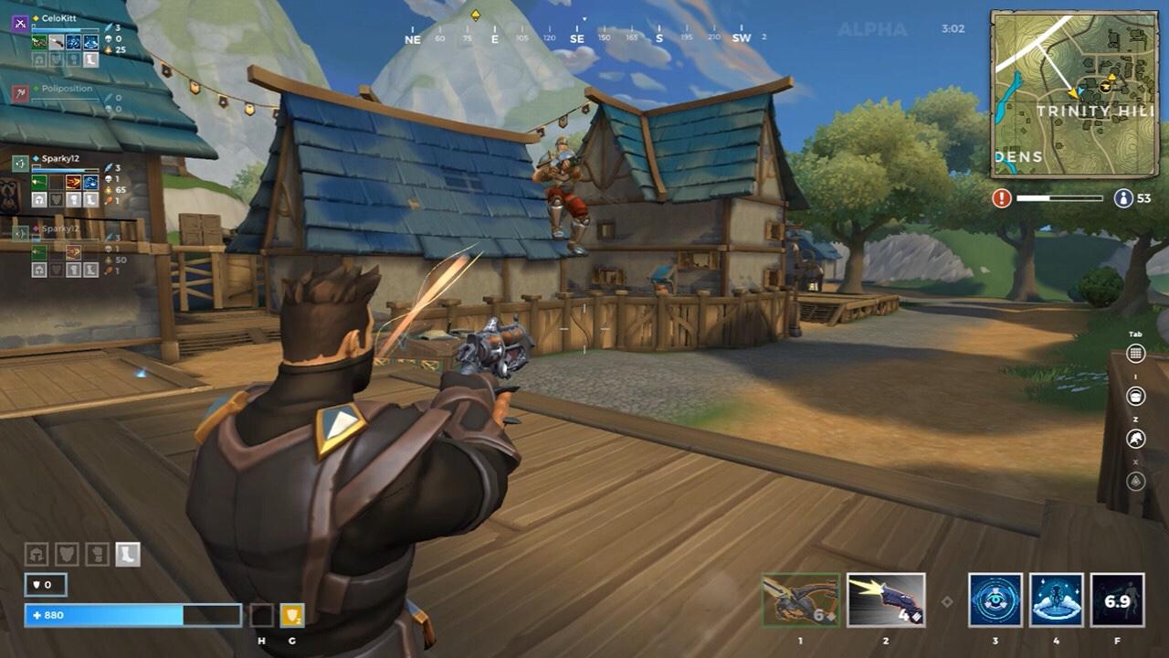 """Spillerne flykter fra """"Fortnite""""-konkurrent."""
