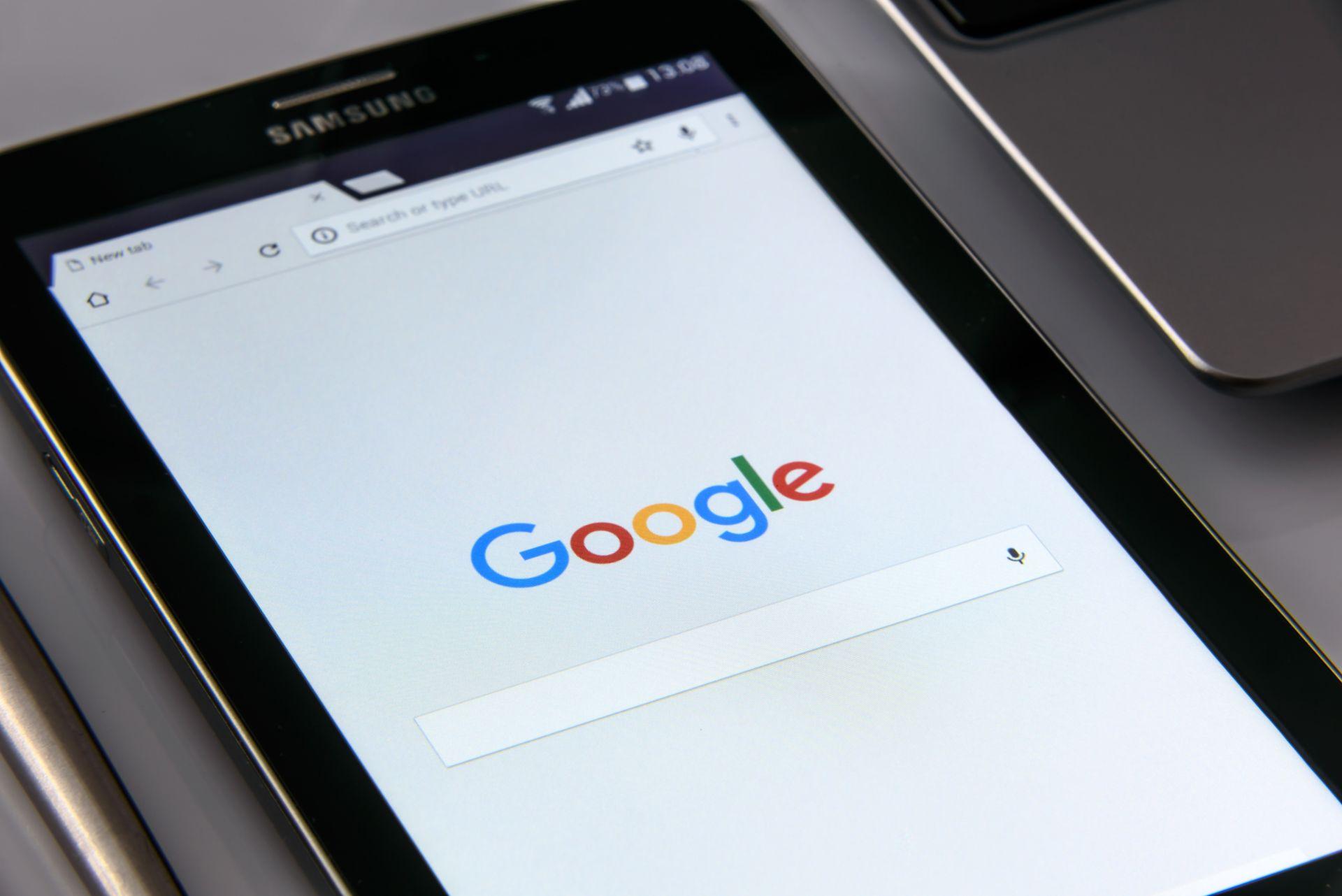 Google bruker kinesisk nettsted for å utvikle en svarteliste for søkeord