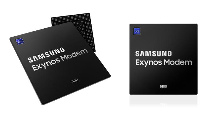 Samsung først med 5G-modem - kan nå hastigheter på 2 Gbps.