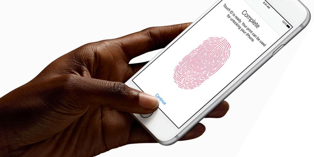 Touch ID kan være på vei tilbake til iPhone.