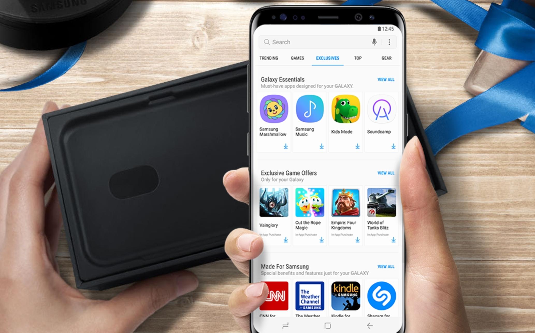 Fornite kommer ikke til Play Store, men det behøver ikke Samsung-kunder bekymre seg for