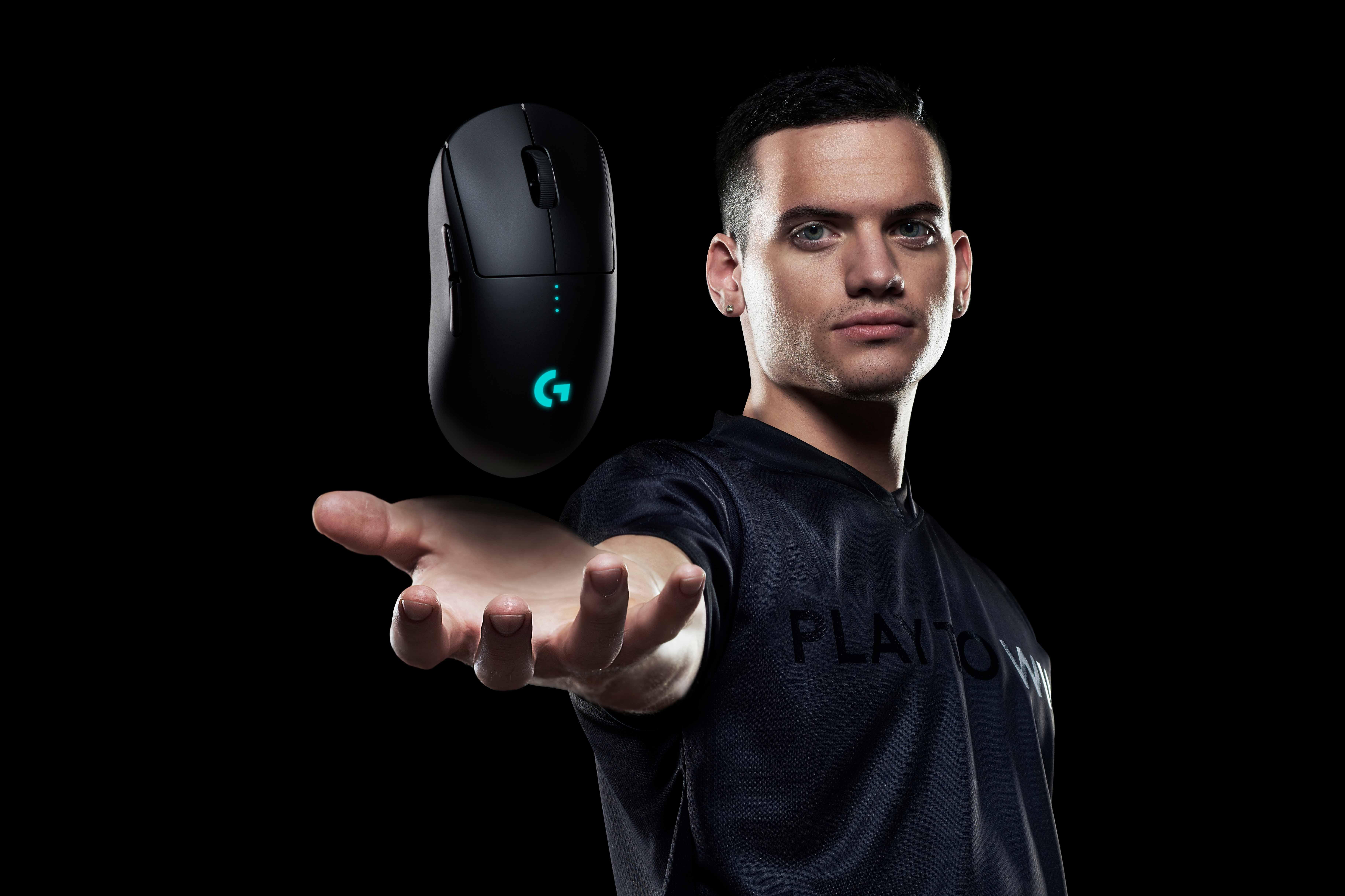 Sjekk ut Logitechs nye G-mus med HERO-sensor