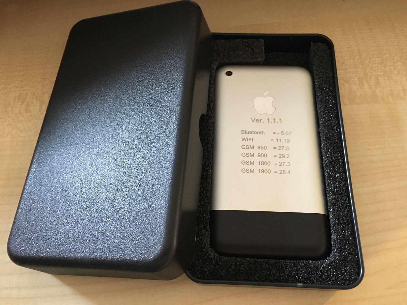Denne prototypen av den originale iPhonen kan bli din.