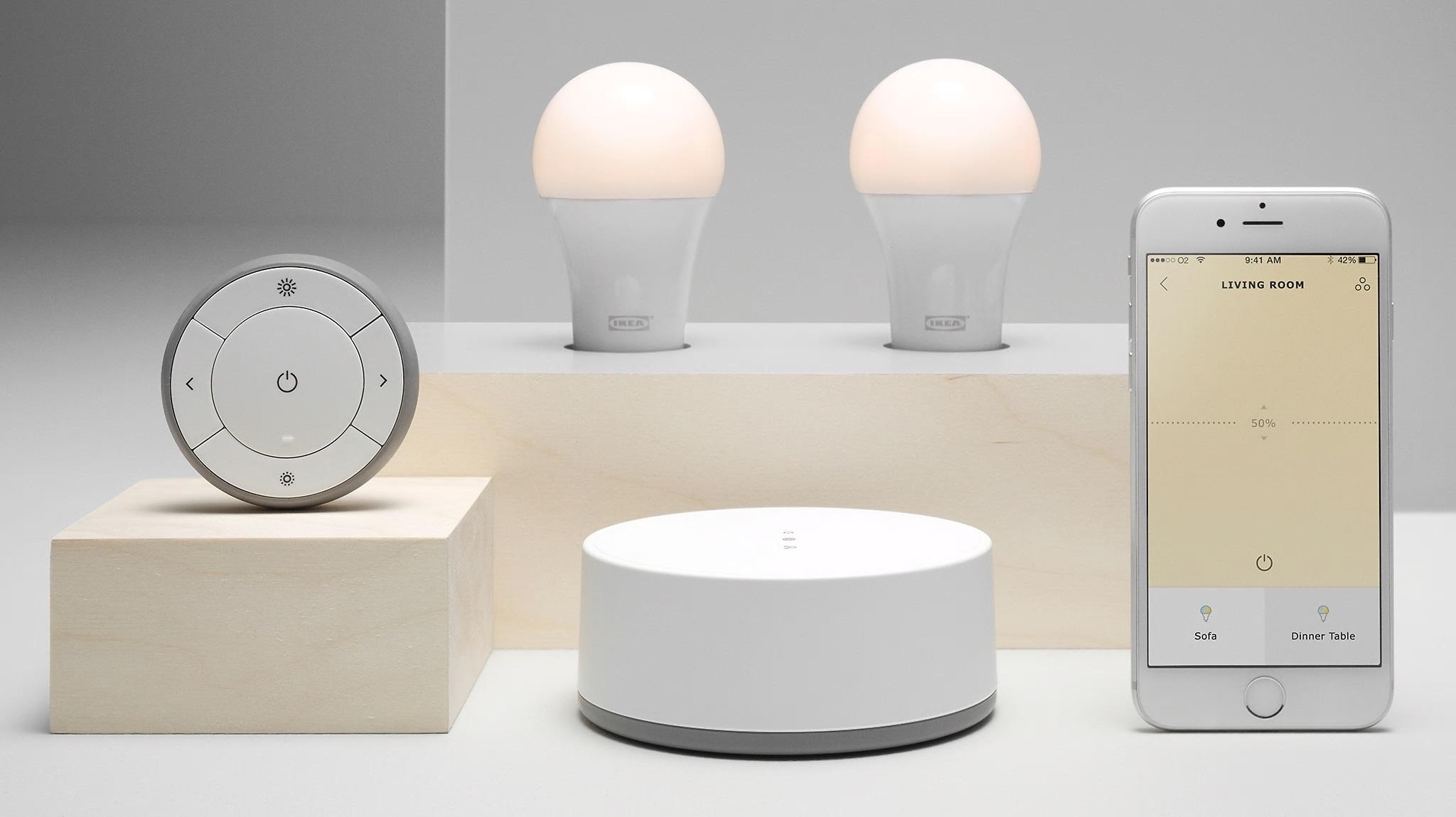 IKEA skal lansere smartplugg til hundrelappen.