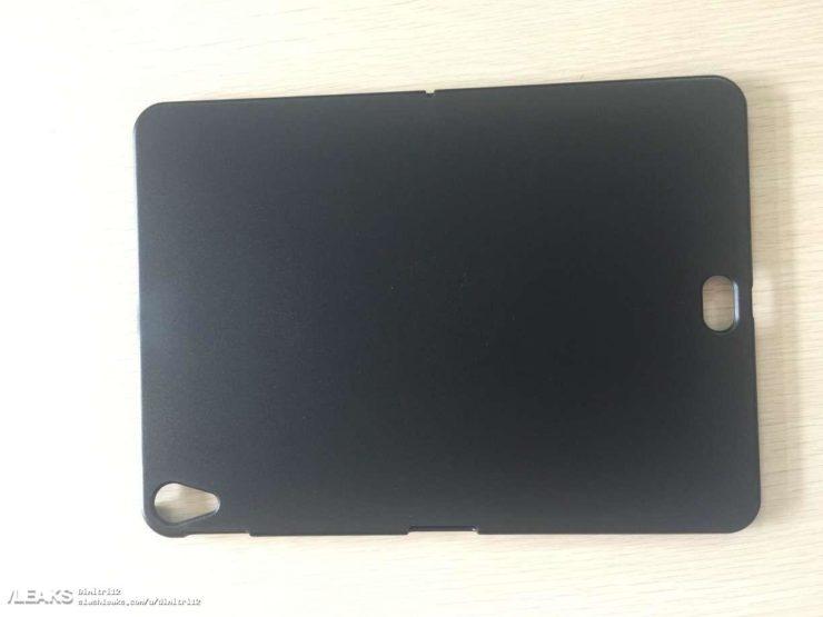 De hevder dette er et iPad Pro 2018-deksel med et mystisk hull.