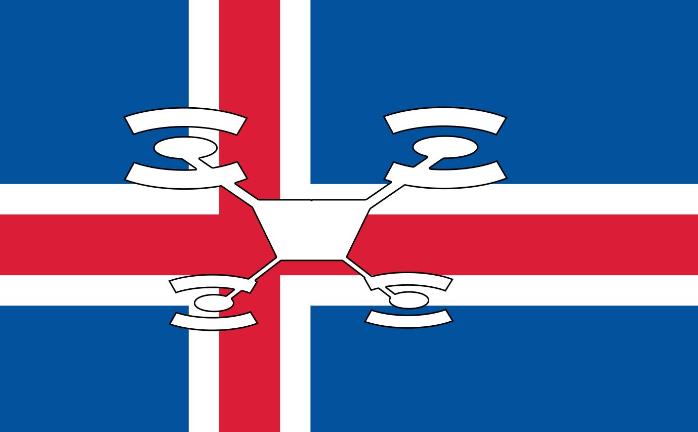 Nå kan enda flere få varene sine levert med drone på sagaøya