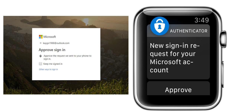 Glem passord: Nå kan du logge på Microsoft-kontoen din med Apple Watch.