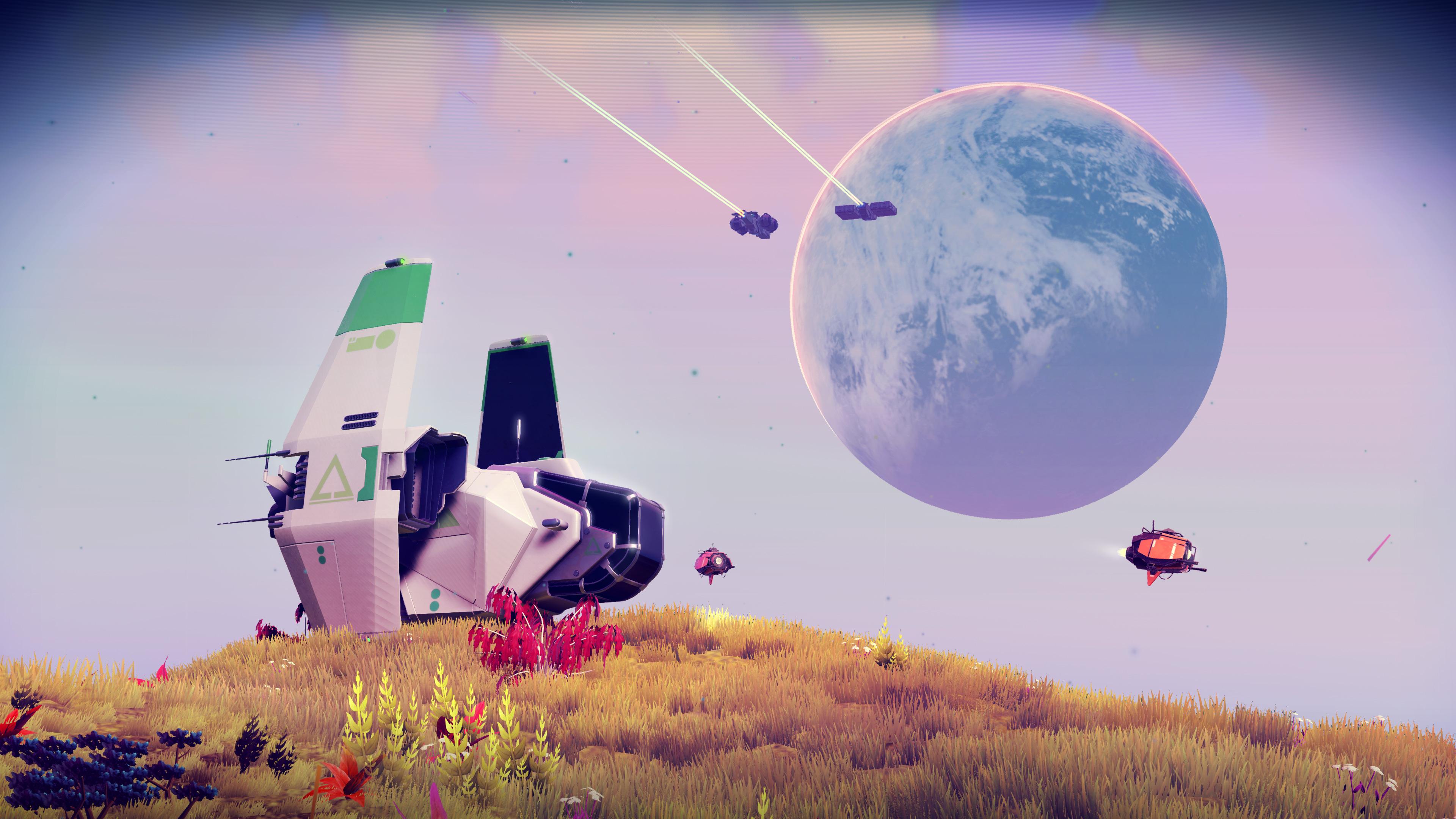 No Man's Sky får supre tilbakemeldinger etter den siste oppdateringen