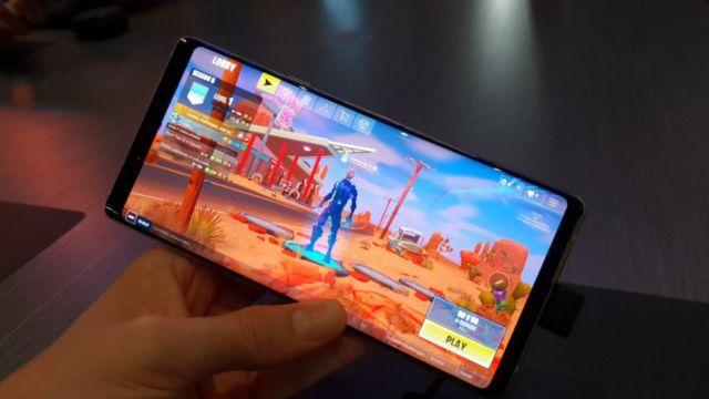 Nå kan du laste ned Fortnite til disse Samsung-mobilene