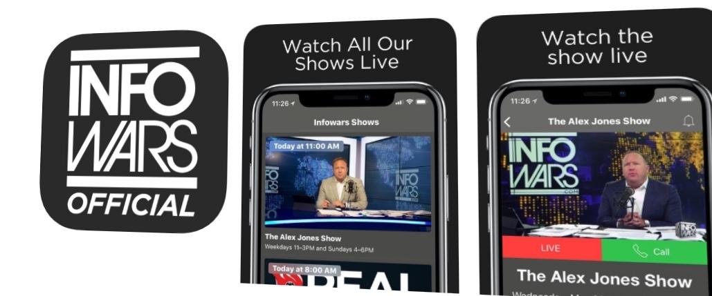 Apple om Alex Jones: - Vi støtter alle syn