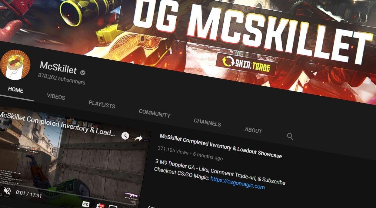 """YouTube-stjerne """"McSkillet"""" død - kjørte i motsatt kjøreretning i stor fart - mor og datter døde i krasjet"""