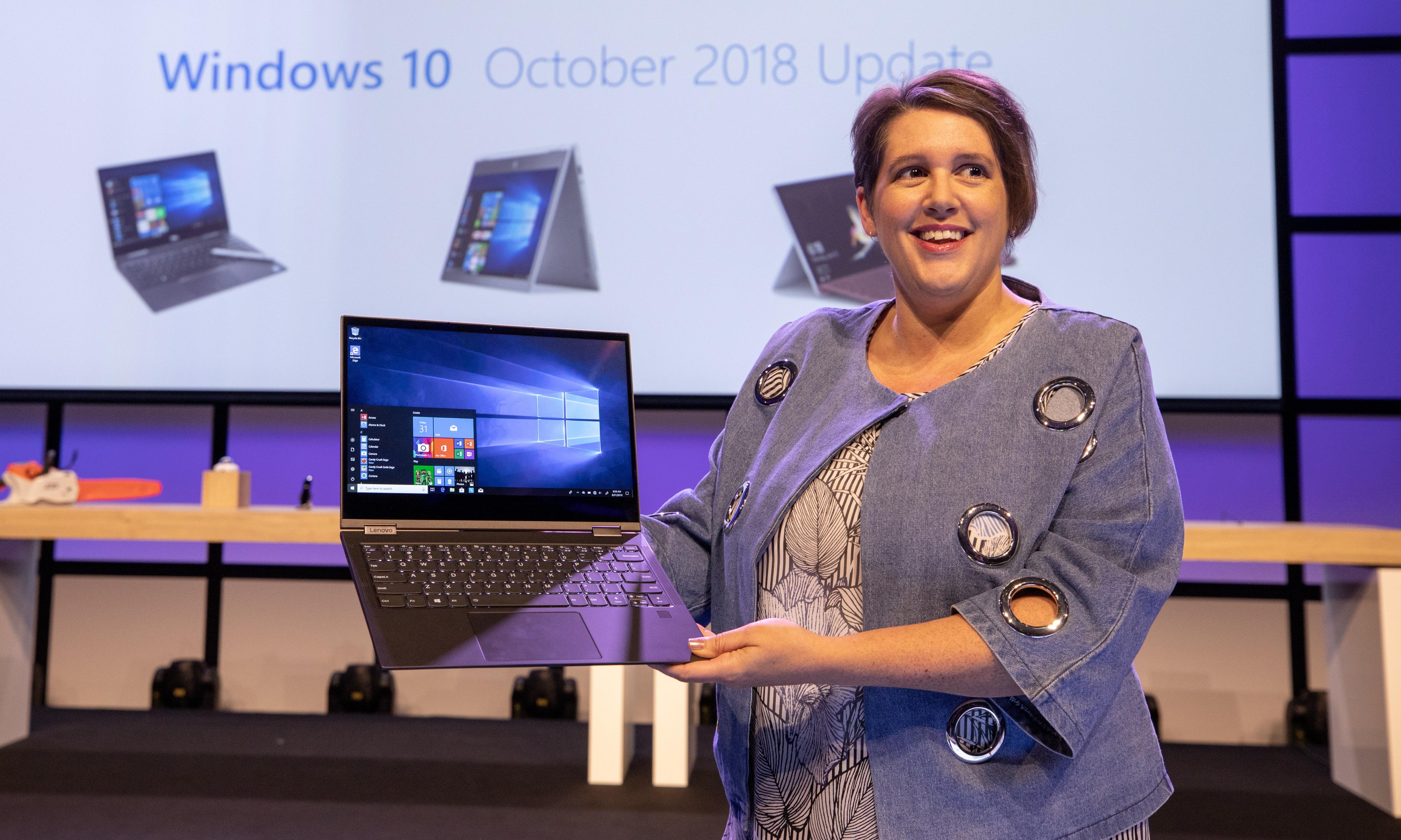 Den neste store Windows 10-oppdateringen kommer i oktober