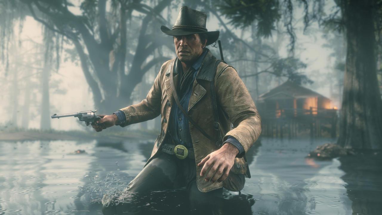 """Du kan betateste flerspilleren i """"Red Dead Redemption 2""""."""
