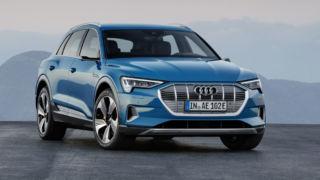 Audi e-tron lansert – her er den norske prisen