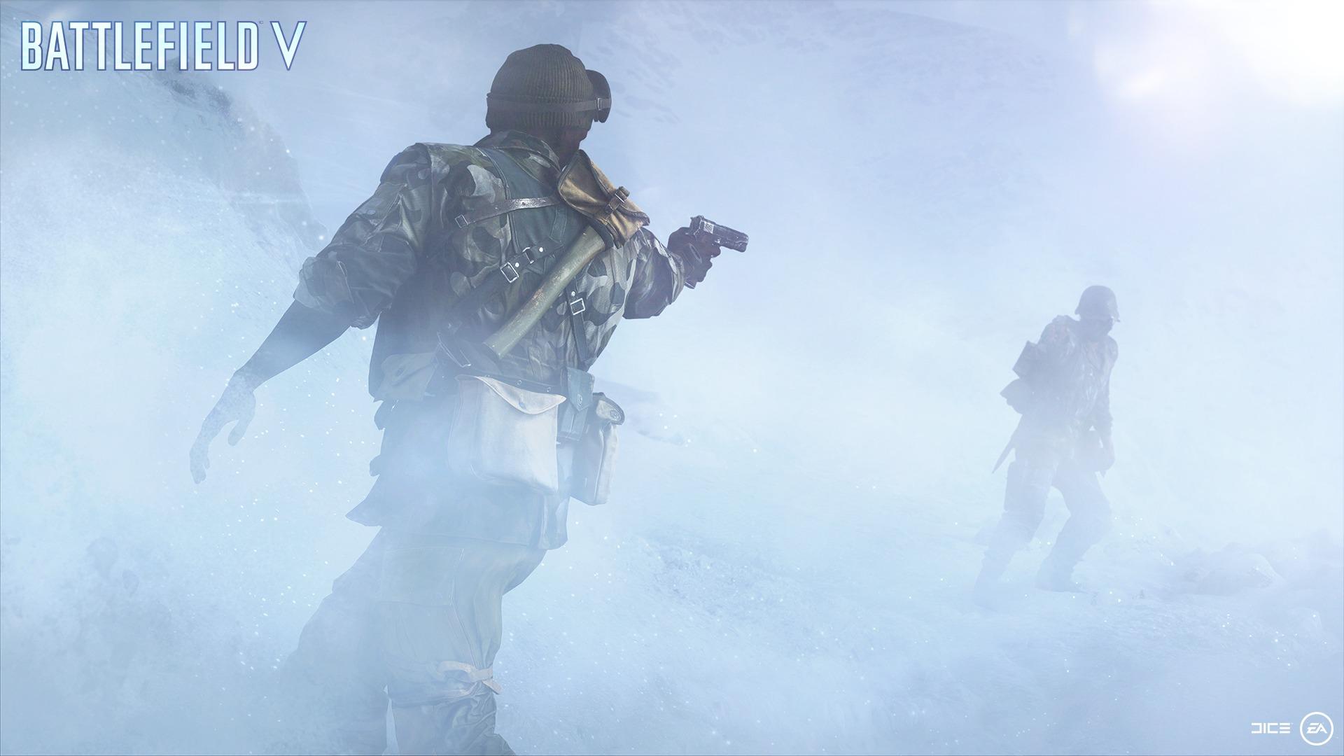 "Dice toner ned ""galskapen"" - lover autentisk tilpasning i ""Battlefield V""."