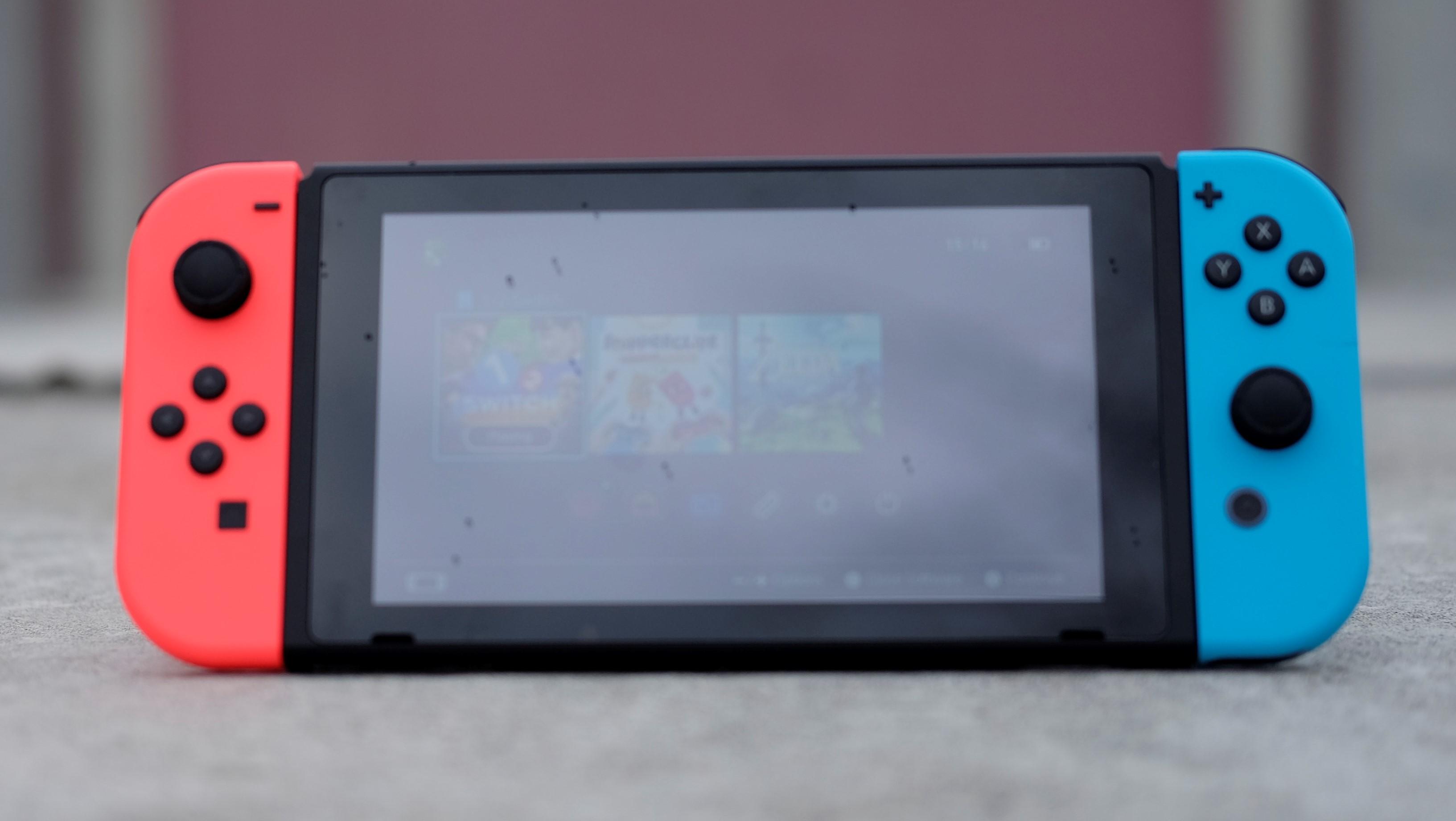 Nå kan du oppdatere Nintendo Switch med Switch Online.