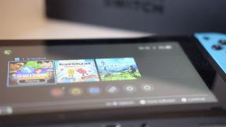 Du risikerer å miste skylagringen hvis Switch Online-abonnentet ditt utløper