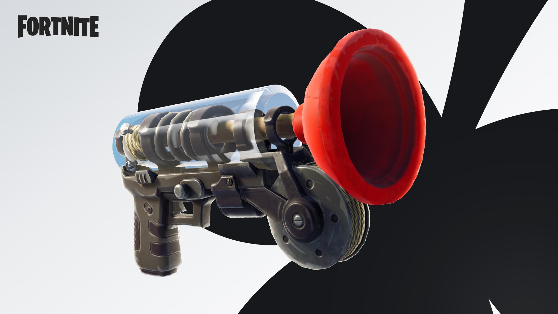 Dette nye våpenet vil forandre hvordan du spiller Fortnite
