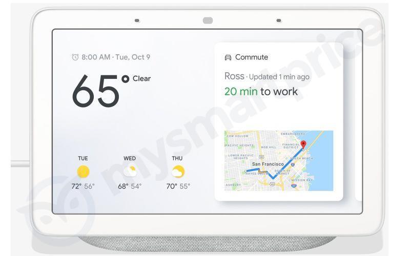 Dette er Google Home Hub