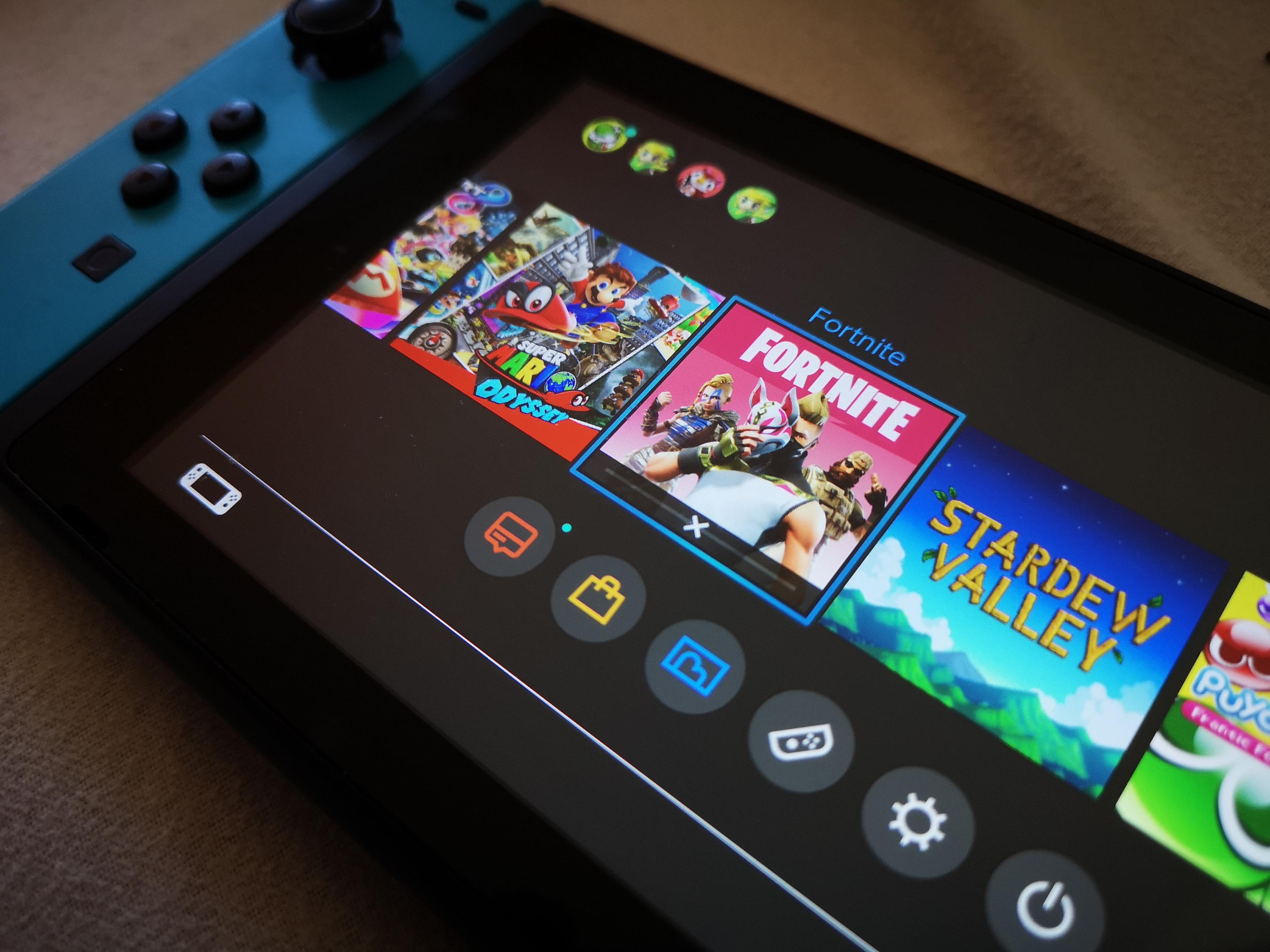 Du trenger ikke betale for å spille Fortnite på Nintendo Switch