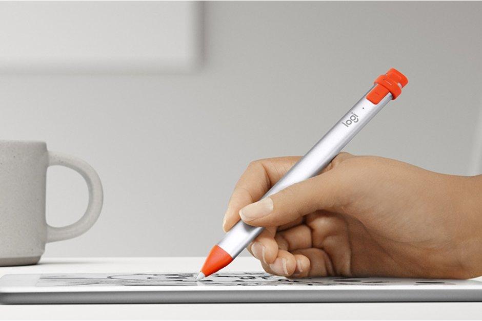 Logitech lanserer Apple Pencil-alternativ.