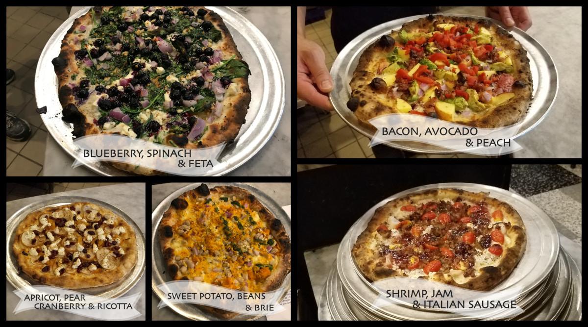 Slik gikk det da en AI skulle sette sammen den ultimate pizzaen.